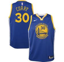 NIKE NBA Golden State Warriors Stephen Curry Jersey 9Z2B7BZ2P Blue (YOUTH XL)