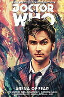 Doctor Who: The Tenth Doctor. Arena of Fear by Abadzis, Nick (Paperback book, 20