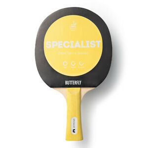 Butterfly SPECIALIST Schläger / Tischtennisschläger *NEU+OVP*