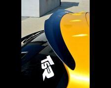 Dachspoiler Ansatz Renault Megane MK3 RS Heckspoiler Spoiler Verlängerung MATT