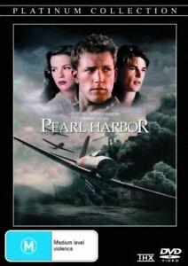 PEARL HARBOR starring Ben Affleck (DVD, 2008)