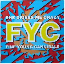 Fine Young Cannibals ‎12'' She Drives Me Crazy - Germany