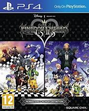 Kingdom Hearts HD 1.5 y 2.5 Remix PS4 Disney Juego Nuevo