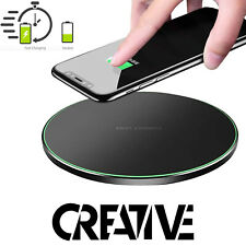 Wireless Charging Station For iPhone And Android Phones - Fast Wireless Charger