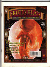 Brutarian Magazine #16 Philip Nutman Del James The Goops Candida Royalle