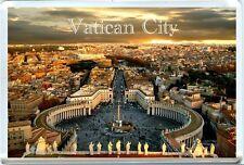 VATICAN CITY ROME FRIDGE MAGNET-1