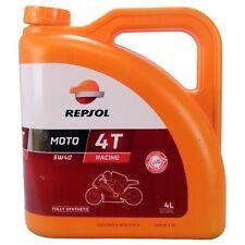 Repsol Moto Racing 4T 5W-40 4 LITRI