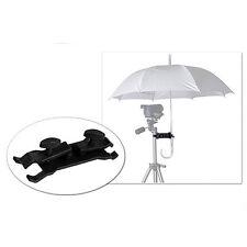 Photographic Umbrella Holder Clip Clamp Tripod Light Stand Mini Gadget LSRG