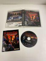 Resident Evil: Operation Raccoon City (Sony PlayStation 3, 2012) MANUAL PS3