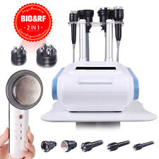 5in1 Vacuum Ultrasound Cavitation RF BIO Body Slimming Machine Far Infrared Gift