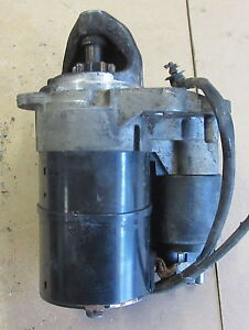 Genuine Used MINI Bosch Starter Motor for R50 R52 (Automatic) - 7570488