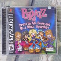Bratz (Sony PlayStation 2003) PS1 Video Game Sealed