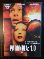 DVD PARANOIA: 1.0 (5U)