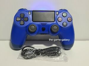 Wireless Controller for PS4 Playstation 4 5 Bluetooth Control Pad + USB Cable