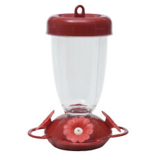 Perky-Pet  Hummingbird  16 oz. Plastic  Nectar Feeder