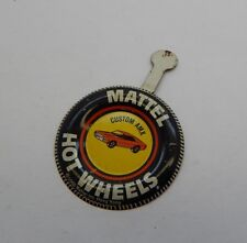 Redline Hotwheels Button Badge Metal Hong Kong Custom AMX R17206