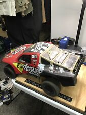 Hobbyking Nitro Circus Basher Sct 4x4 And Spare Parts.