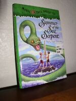 Magic Tree House Merlin Mission: Summer of the Sea Serpent #31 by Mary Osborne