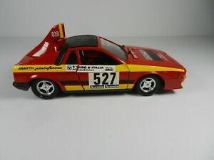 1/25 Polistil S57 Lancia Beta Monte Carlo #527 FREE SHIPPING
