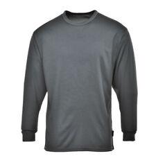 Magliette da uomo a manica lunga grigio taglia XS