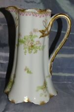 Haviland Limoges France Lemonade Pitcher Schleiger 52 for Gray St. Louis