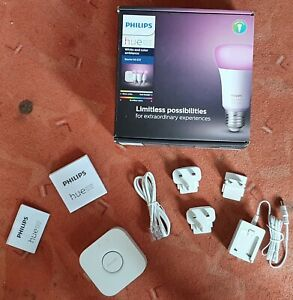 !!! Philips hue White and color ambiance NEU - LESEN !!!