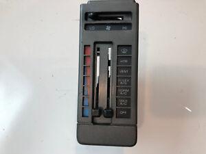 REBUILT 88-94 Chevy/GMC Blazer S10 S15 A/C HEATER CONTROL Sonoma 89 90 91 92 93