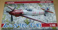 Avia S-99 / C-10  in 1/48 von Eduard (Limited Edition)