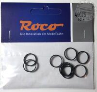 ricambi H0: ROCO 40075 anelli di aderenza 12,5-15,3 mm (conf. 10 pz)