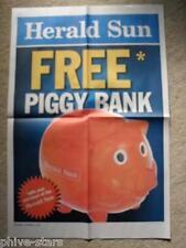 PIG PIGGY BANK LARGE POSTER