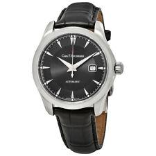 Carl F Bucherer Manero AutoDate Automatic Black Dial Mens Watch 10915083301