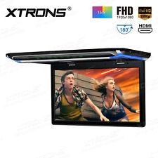 "15.6"" Screen Car Overhead Ceiling Roof Monitor Fhd 1080P Video Player Hdmi Usb"