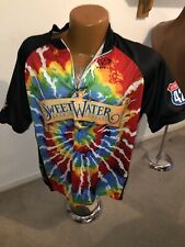 NWOT Primal Wear Sweet Water Brewing Men's Cycling Jersey Full Zip Size 2X NEW