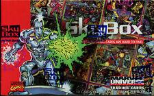 Marvel Comics Universe Series 4 Trading Card Box IV Skybox 1993 New Amricons