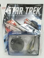 Star Trek Starships Collection Magazine 129 Tholian Ship Remastered Eaglemoss