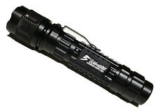 Nuwai TM-301X-5B Luxeon 5W LED Flashlight, 2xCR123A (Included) Model, US Seller