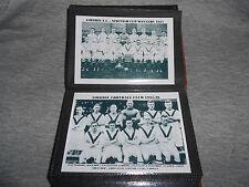 Airdrie (Airdrieonians) club de football album photo (1914 - 1981)