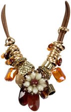 Markenlose Beauty Modeschmuck-Halsketten & -Anhänger im Collier-Stil