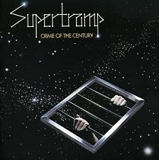 SUPERTRAMP CRIME OF THE CENTURY 40th Anniversary 2014 REMASTERED 2CD DIGIPAK NEW