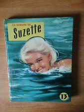 LA SEMAINE DE SUZETTE nelle série 13 numeros 1-12 (du 28 novembre 1957