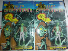 Vintage ZOMBIE Tales From The Crypt Action Figure lot Set NEW SEALED Ace monster