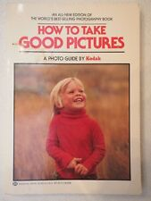 KODAK - How to Take Good Pictures (A Photo Guide) Very Good Condition