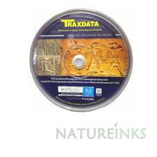 10 Traxdata M-DISC 4.7GB DVD Full White Printable MDISCS Archive RECORDED POST