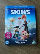 Storks (Blu-ray) (2017) Brand new and factory sealed with FREE POST