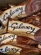 GALAXY Instant HOT CHOCOLATE Sachets - 25g - Individual Single Serve