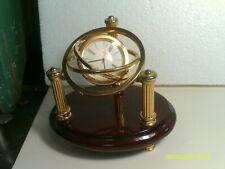 Seiko Gyroscopic Clock For Desk Or Mantle