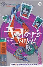 Tangent Comics- The Joker's Wild #1 vf/nm