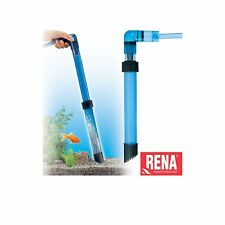Rena Telescopic Gravel Cleaner Vacuum Aquarium Fish Posted Now if PaidBefore1PM