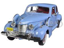 1940 CADILLAC SIXTY SPECIAL BLUE 1:32 DIECAST MODEL CAR SIGNATURE MODELS 32361