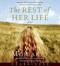 The Rest of Her Life CD Audio Book Laura Moriarty Unabridged 11 Hours like NEW